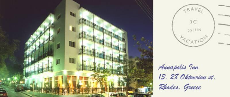 Hotel Anapolis - Rhodos stad - Rhodos